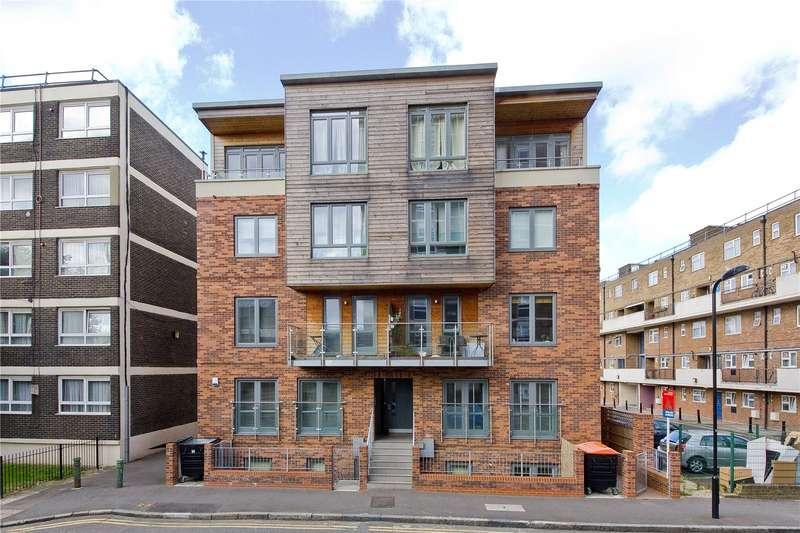 2 Bedrooms Flat for sale in Scriven Street, Hackney, E8