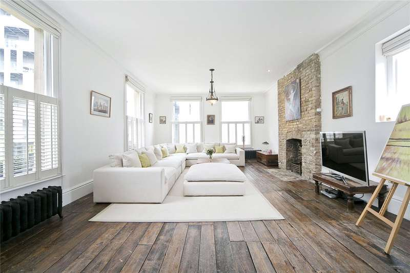 4 Bedrooms Semi Detached House for sale in Brewery Square, Clerkenwell, EC1V