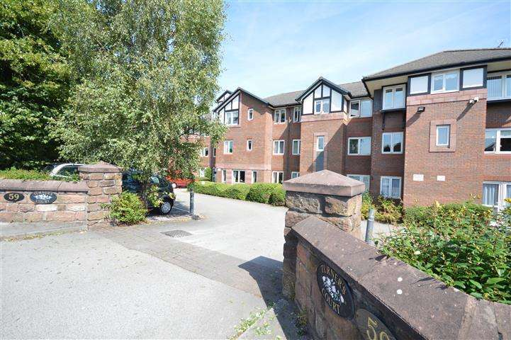 2 Bedrooms Apartment Flat for sale in Turners Court, 59 Halewood Road, Liverpool, Merseyside, L25