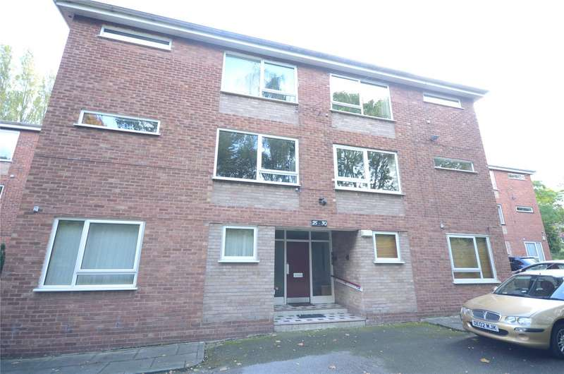 2 Bedrooms Apartment Flat for sale in Elmswood Court, Palmerston Road, Mossley Hill, L18