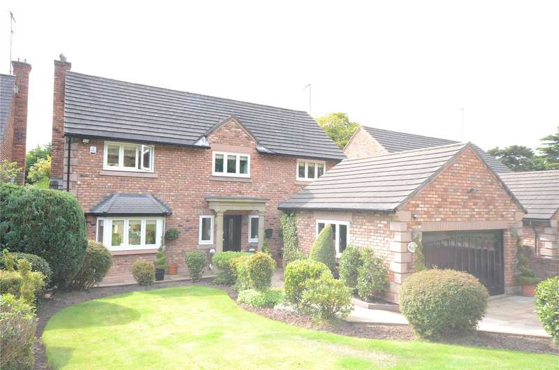 4 Bedrooms Detached House for sale in Maryton Grange, Calderstones, Liverpool, L18