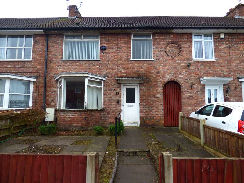 3 Bedrooms Terraced House for sale in Morningside Road, Liverpool, Merseyside, L11