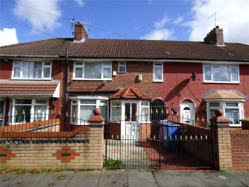 3 Bedrooms Terraced House for sale in Sedgemoor Road, Liverpool, Merseyside, L11