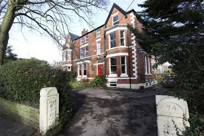 7 Bedrooms Semi Detached House for sale in High Lane, Chorlton, Manchester, M21