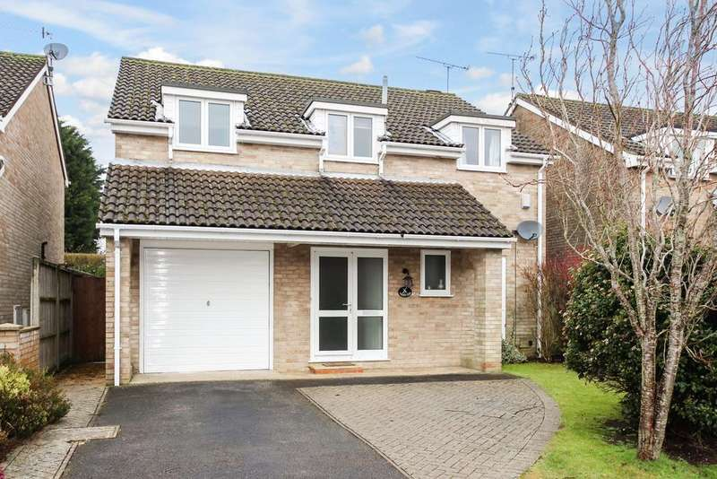 4 Bedrooms Detached House for sale in WINDMILL FIELD, DENMEAD