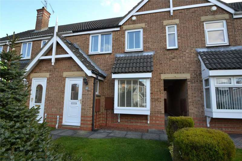 3 Bedrooms Terraced House for sale in O'Neill Drive, Peterlee, Co.Durham, SR8