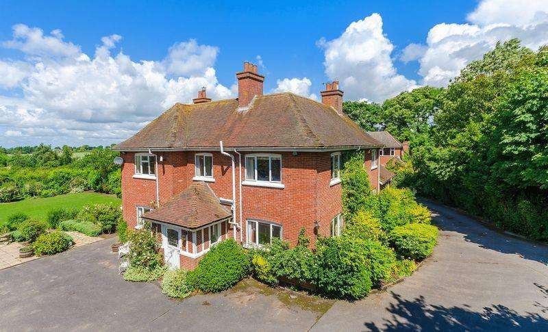 5 Bedrooms Detached House for sale in Langton Lane, Horncastle