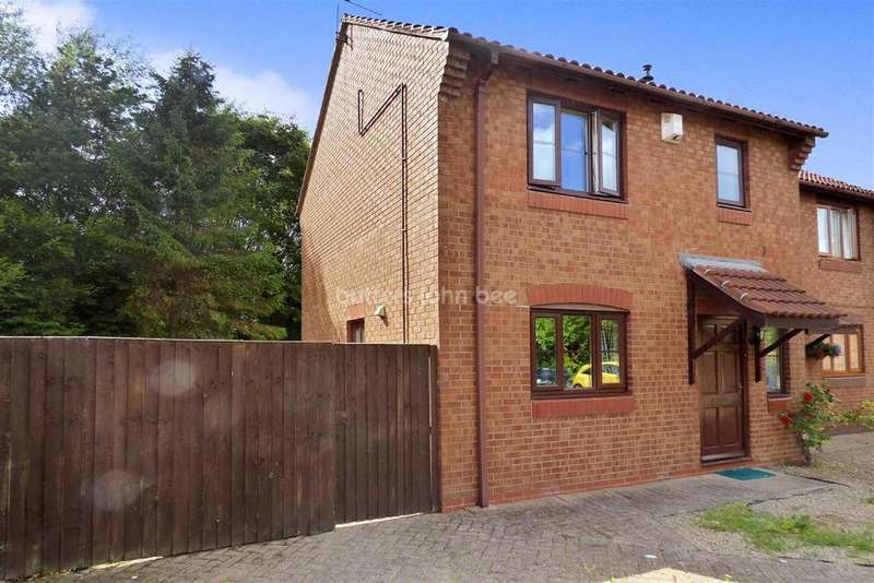 2 Bedrooms Terraced House for sale in Malpas Close, Northwich
