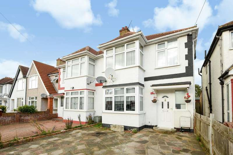 3 Bedrooms House for sale in Harrow, Middlesex, HA3