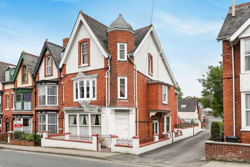 6 Bedrooms House for sale in Wellington Road, Llandrindod Wells, LD1