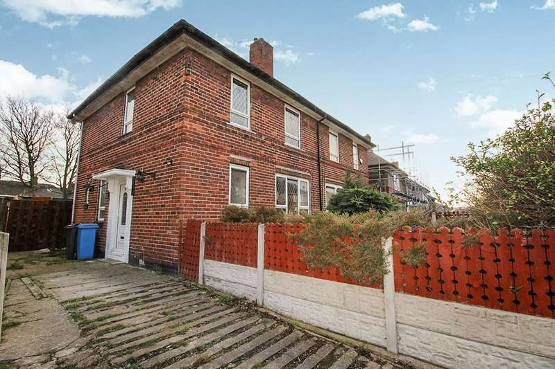 3 Bedrooms Semi Detached House for sale in Milnrow Road, Sheffield, S5