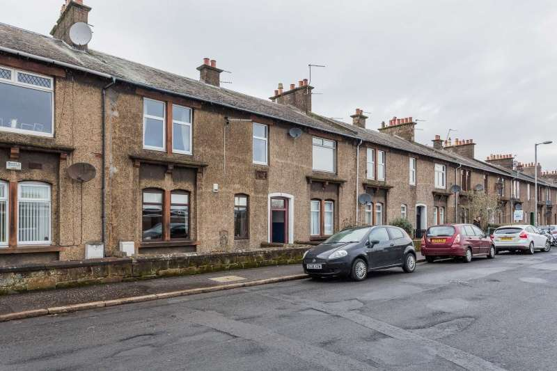2 Bedrooms Flat for sale in West Sanquhar Road, Ayr, KA8 9HP