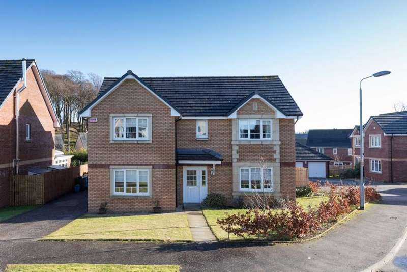 4 Bedrooms Detached Villa House for sale in 5 Lilly Place, Newton Mearns, G77 6FX