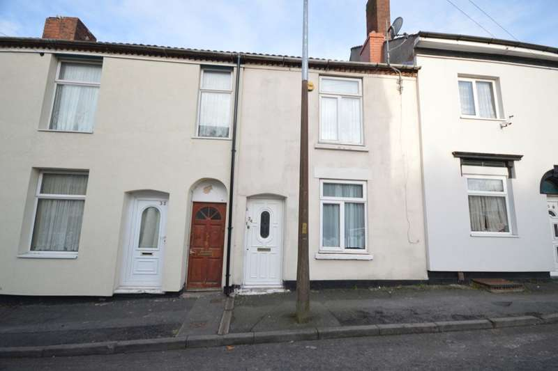 2 Bedrooms Property for sale in Caroline Street, Dudley, DY2