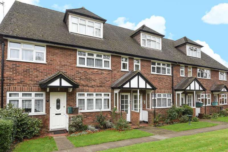 3 Bedrooms Maisonette Flat for sale in Oak Hill Road, Surbiton, KT6