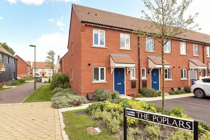 2 Bedrooms House for sale in The Poplars, Didcot, OX11