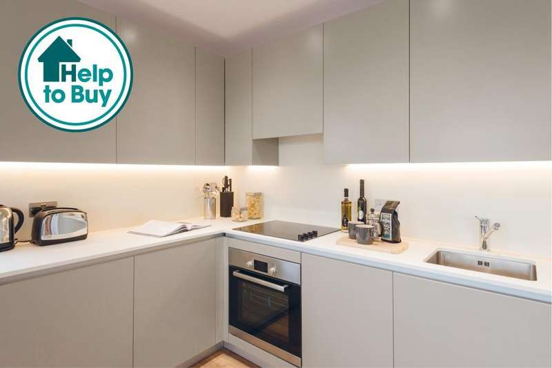 1 Bedroom Flat for sale in Dolphin House, Sunbury on Thames, TW16