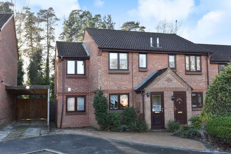 3 Bedrooms House for sale in Bracknell, Berkshire, RG12