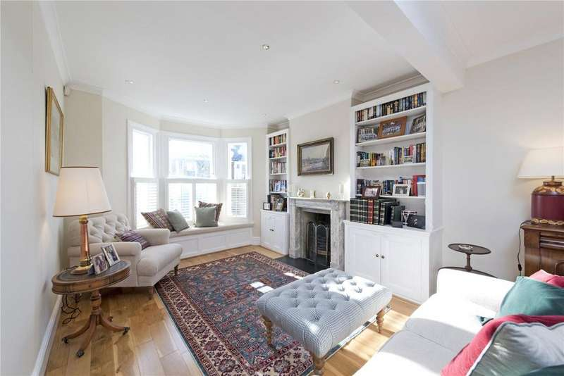 4 Bedrooms Terraced House for sale in Bucharest Road, Wandsworth, London, SW18