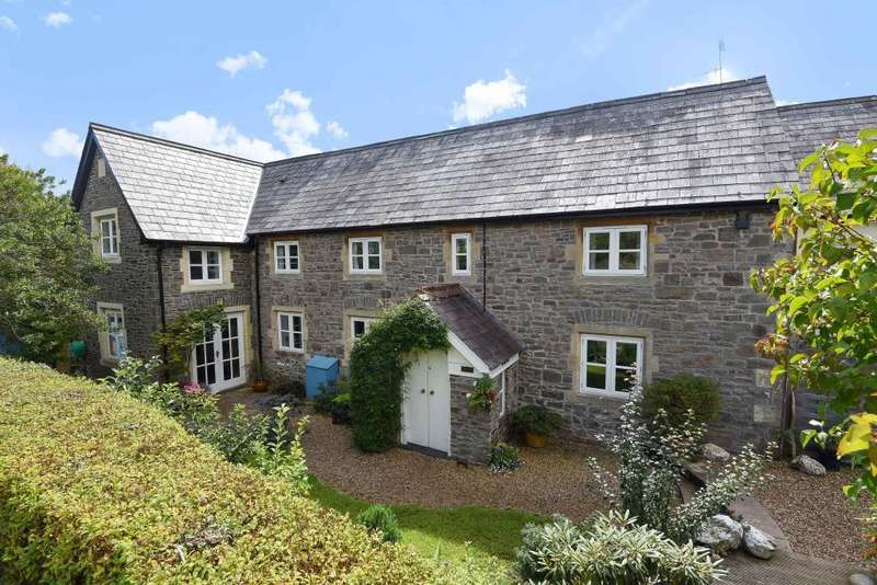 3 Bedrooms House for sale in The old school House Trallong, 8HR, LD3