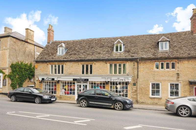 1 Bedroom Flat for sale in Cheyne Lane, Bampton, OX18