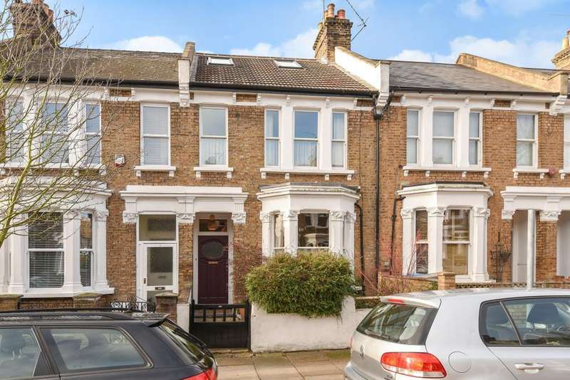 4 Bedrooms House for sale in Tobay Road, Brondesbury, NW6
