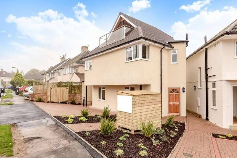 2 Bedrooms Flat for sale in Botley, Oxford, OX2