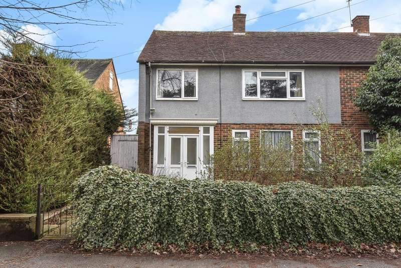 3 Bedrooms House for sale in Wentworth Avenue, Slough, Berkshire, SL2