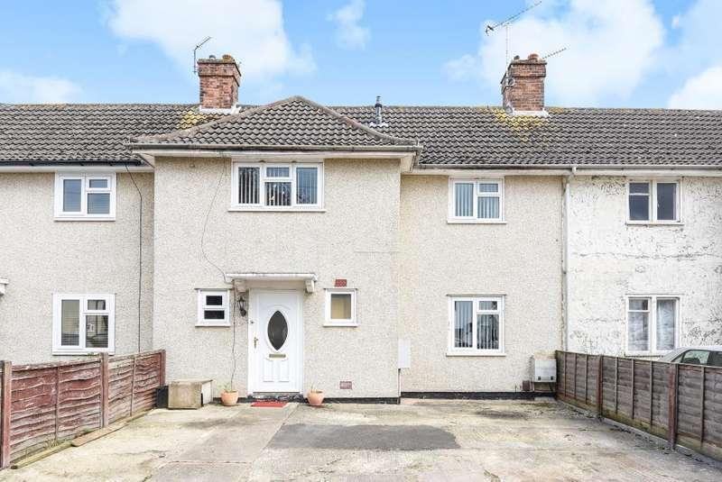 3 Bedrooms House for sale in Hampden Road, Aylesbury, HP21