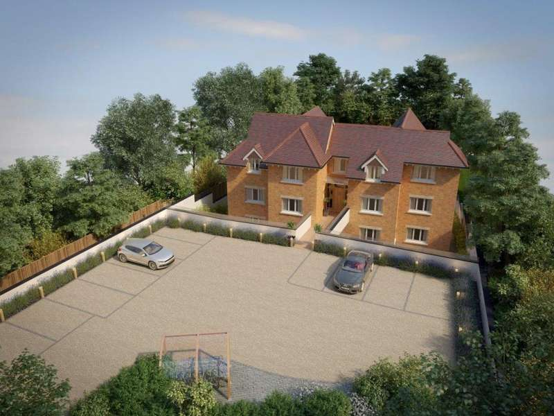 2 Bedrooms Flat for sale in Yarnells Hill, West Oxford City, OX2