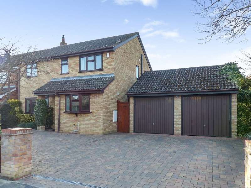 4 Bedrooms Detached House for sale in Main Street, Yaxley, Peterborough, PE7 3LB