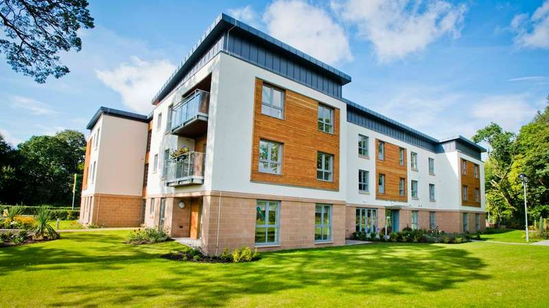 2 Bedrooms Apartment Flat for sale in Apartment 4, The Pines, Murdochs Lone, Alloway, KA7 4WD