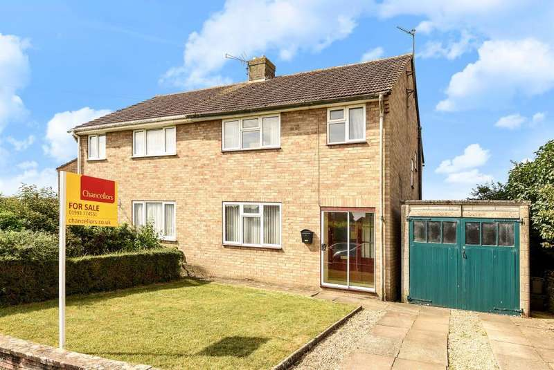 3 Bedrooms House for sale in South Lawn, Witney, OX28