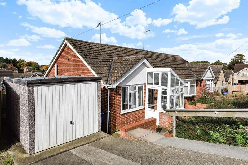2 Bedrooms Bungalow for sale in Sandell Close, Banbury, OX16