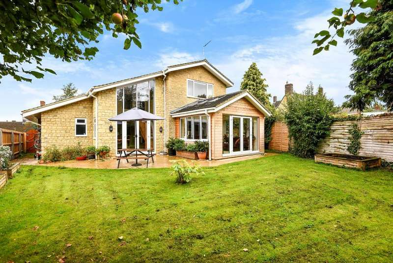 4 Bedrooms Detached House for sale in Richmond Street, Kings Sutton, OX17