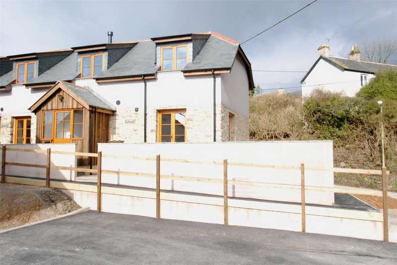 2 Bedrooms Semi Detached House for sale in West Down, Devon