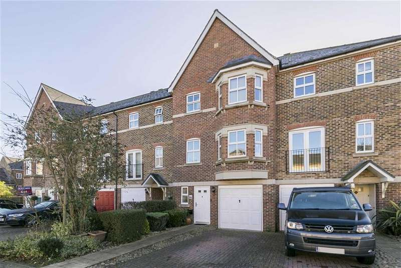 4 Bedrooms Town House for sale in Cavendish Walk, Epsom, Surrey