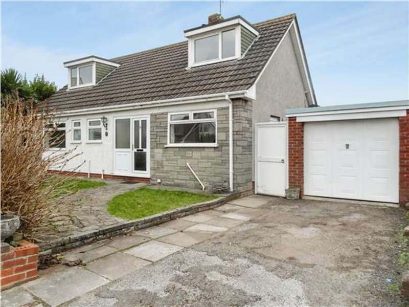 3 Bedrooms Detached Bungalow for sale in MERGANSER CLOSE, NOTTAGE, PORTHCAWL, CF36 3UE