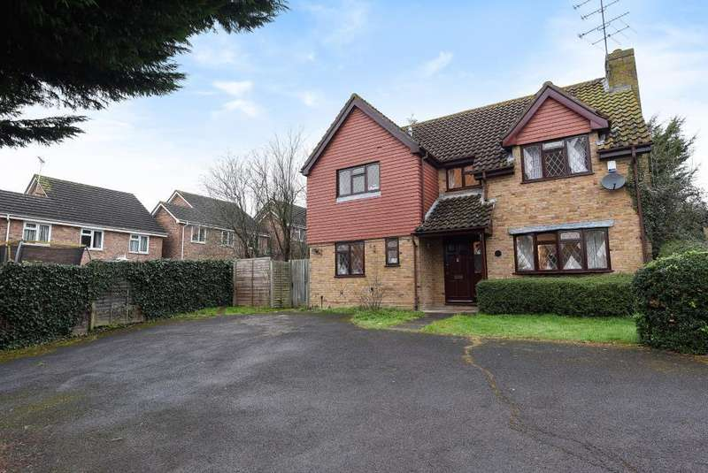 4 Bedrooms Detached House for sale in Rainworth Close, Reading, RG6