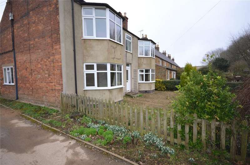 3 Bedrooms End Of Terrace House for rent in Main Street, Pickwell, Melton Mowbray