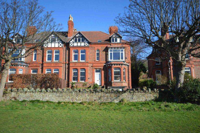 6 Bedrooms Semi Detached House for sale in Devonshire Road, West Kirby