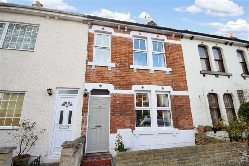 3 Bedrooms Terraced House for sale in Ripley Road, Old Town, Swindon