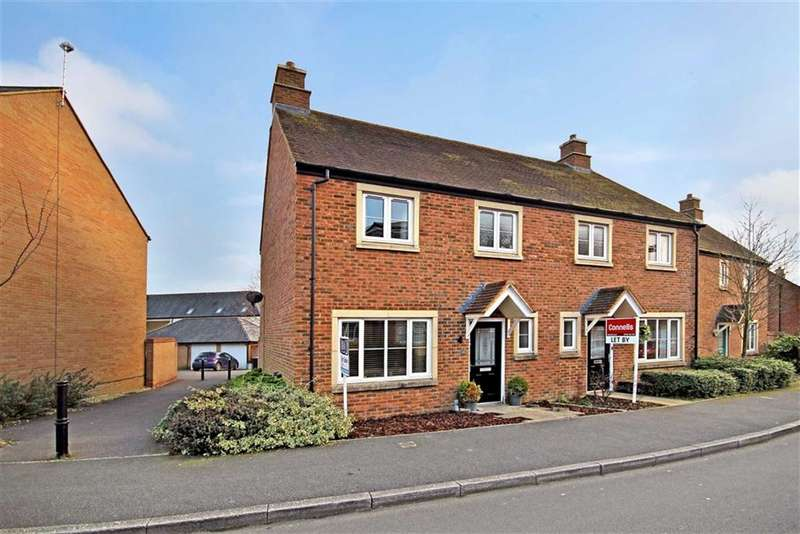 3 Bedrooms Semi Detached House for sale in Hayburn Road, Redhouse, Wiltshire