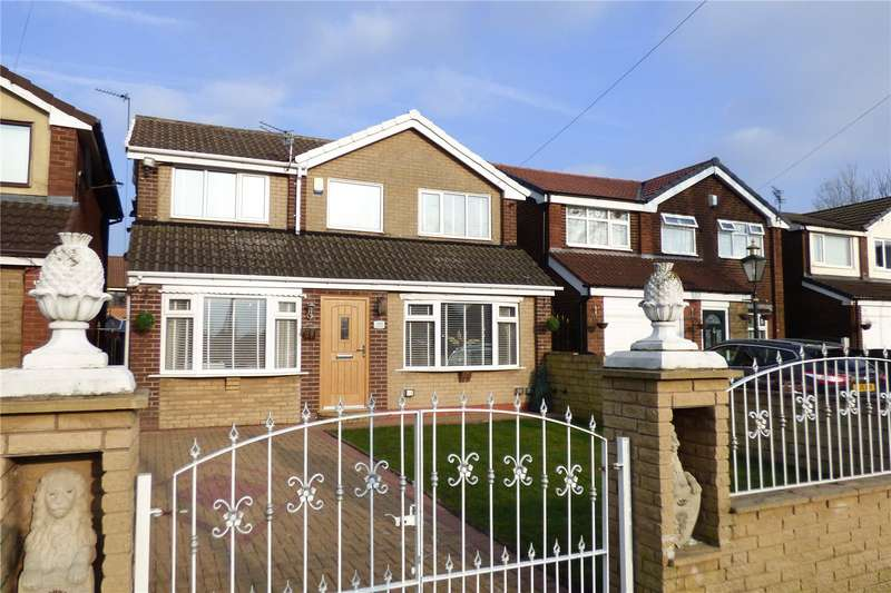 4 Bedrooms Detached House for sale in Sandy Lane, Droylsden, Manchester, Greater Manchester, M43