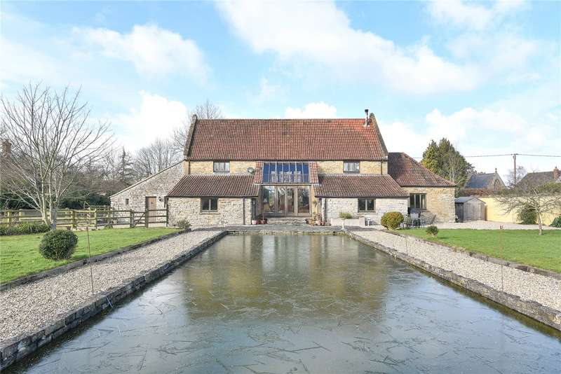 4 Bedrooms Detached House for sale in Main Street, Chilthorne Domer, Yeovil, Somerset, BA22