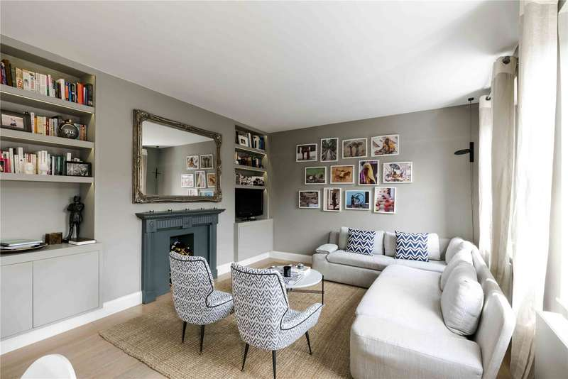 2 Bedrooms Flat for sale in Cheyne Place, Chelsea, London, SW3
