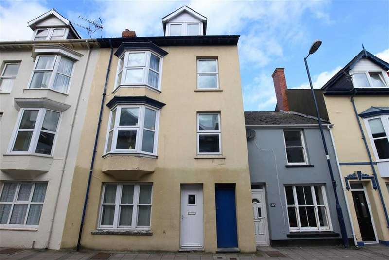 9 Bedrooms Terraced House for sale in Portland Road, Aberystwyth