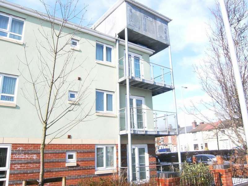 2 Bedrooms Apartment Flat for rent in Willenhall Road, East Park WV1