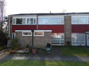 3 Bedrooms Terraced House for sale in Friars Wood, Pixton Way, Croydon, Surrey