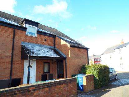 1 Bedroom Maisonette Flat for sale in Crumps Butts, Bicester, Oxfordshire